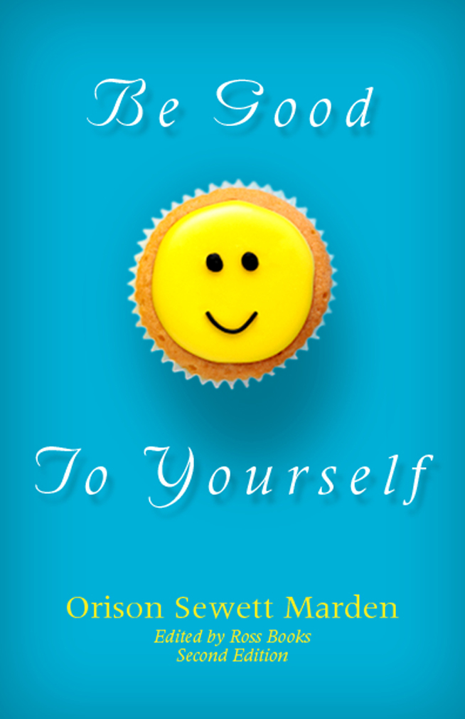 how to feel good about yourself book